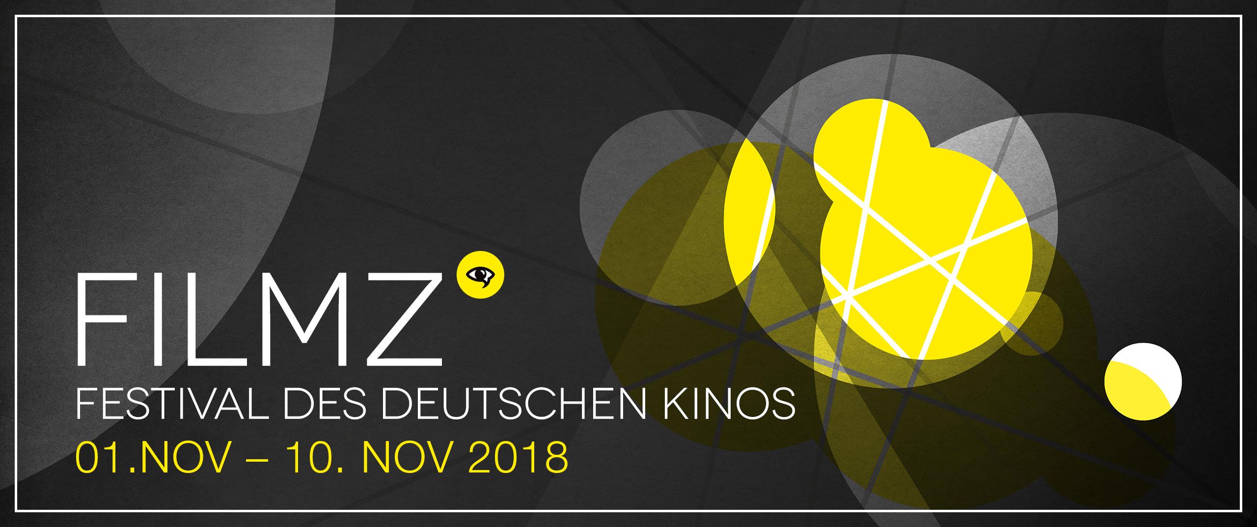 Filmz - Festival des deutschen Kinos // 01. Nov - 10. Nov 2018
