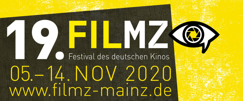 Filmz - Festival des deutschen Kinos // 05. Nov - 14. Nov 2020
