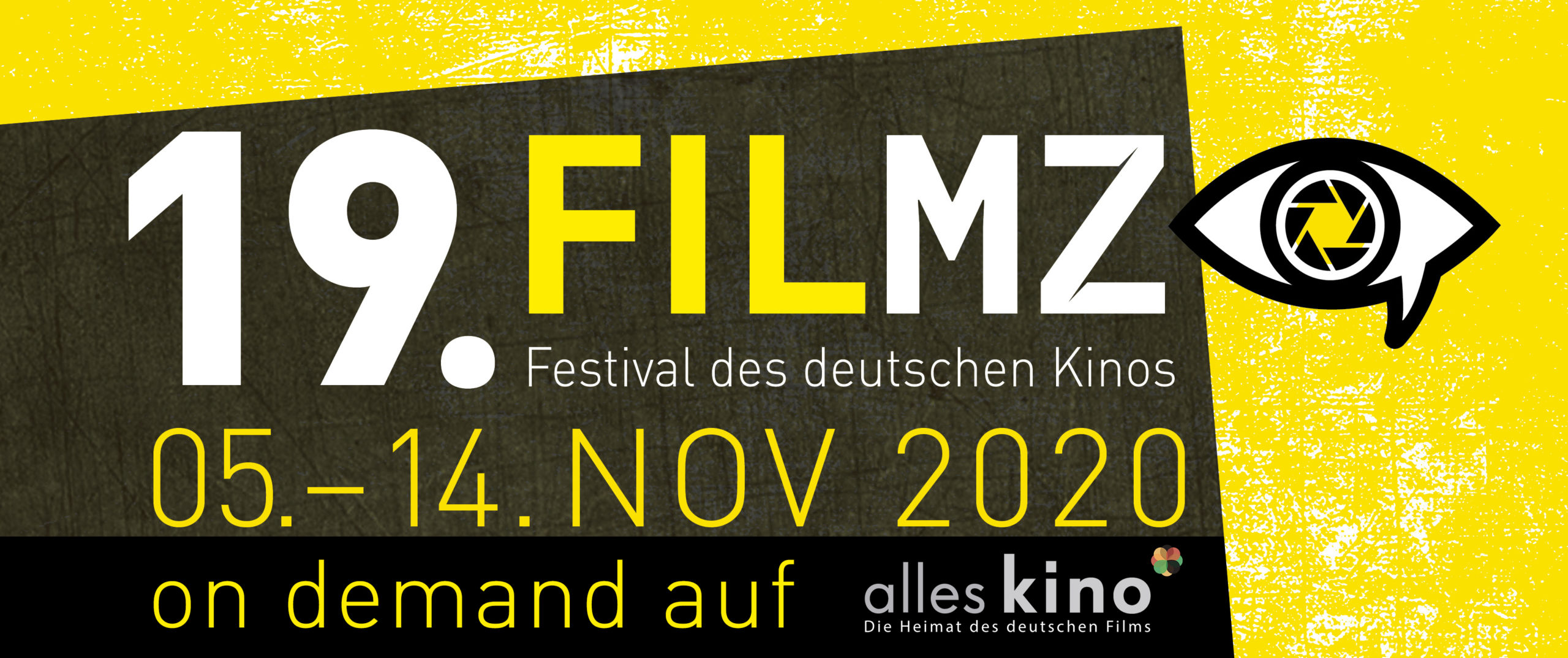 Filmz - Festival des deutschen Kinos // 05. Nov - 14. Nov 2020
